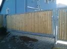 vrata  -  dřevěná výpň