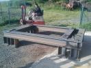 ocelová konstrukce pro PTR Třeboň
